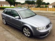 audi a4 avant s line b6 estate 1 8 turbo 190 history