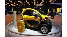 Renault Twizy Cargo Shows Up In Brussels