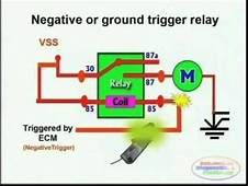Switches Relays And Wiring Diagrams 2  YouTube 12 Volt