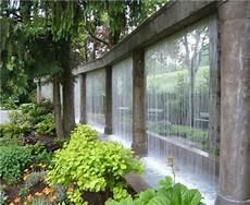 mur d eau exterieur des murs d eau pour un ext 233 rieur exceptionnel floriane