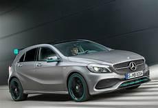 Mercedes A Klasse Motorsport Edition Afbeeldingen