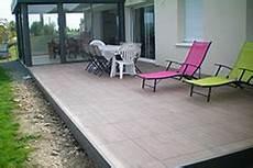 dalle pour terrasse sur plot 99170 terrasse dalles sur plots en pays de la loire 44 85 49 tendance bardage terrasse