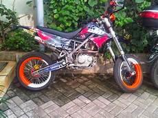 Modifikasi Klx by Kumpulan Modifikasi Motor Kawasaki Klx 150cc Keren Terbaru