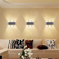 led wall l modern minimalist living room bedroom background decorative lights hotel ktv