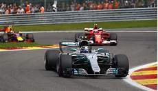 Hamilton Holds Vettel At 2017 Formula 1 Belgian Grand Prix