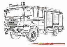 Ausmalbilder Feuerwehr Zum Ausdrucken An Die Stifte Fertig Los Freiwillige Feuerwehr