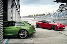 New Porsche Panamera Gts Models Blast In For 2018 Car