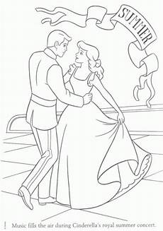 princess cinderella coloring pages for with images