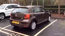 Volkswagen Polo Se Tsi Brown 2015