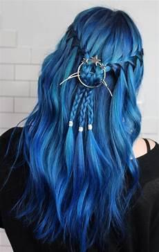 coloration cheveux bleu 1001 id 233 es comment l adopter la technique tie and dye bleu