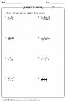 algebra worksheets simplifying expressions 8571 simplifying algebraic expression worksheets