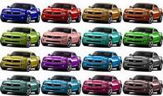 car paint colors carpaint007