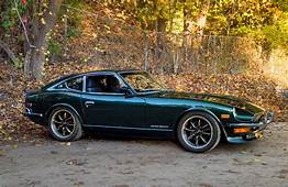 1973 Datsun 240Z 5 Speed Restomod  240z Nissan Z