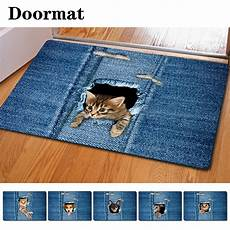 Floor Mats For Bad Backs by Blue Room Entrance Doormat Bathroom Kitchen Anti
