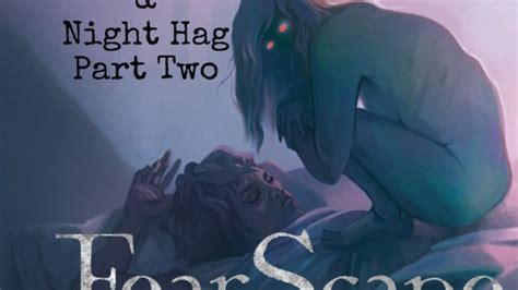 The Night Hag - Demon That Visits You In Your Sleep