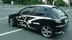 Peugeot 206 Tuning Jbl System 2010