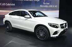 mercedes glc coupe gebraucht kaufen new mercedes glc coupe detailed ny s lights carscoops