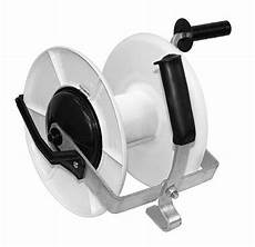 3 1 geared electric fence reel can be mounted