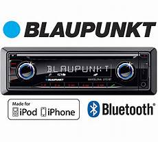 blaupunkt barcelona 270 bt in car radio cd player with
