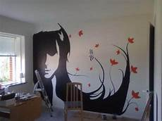 Bedroom Easy Wall Mural Ideas by Easy Wall Mural Ideas Simple Wall Murals 500x375