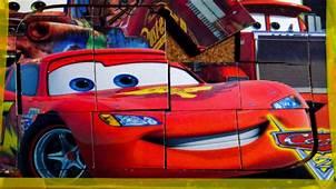 ROMPECABEZA CARS PUZZLE GAMES 2 DISNEY  YouTube