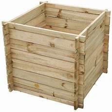 373 liter komposter aus holz 70cm x 73cm x 73cm lacewing