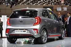 2017 kia picanto is the cutest small car in geneva