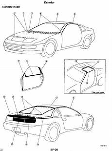 free service manuals online 1994 nissan 300zx spare parts catalogs repair manuals nissan 300zx z32 1994 repair manual
