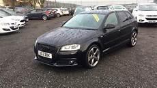 Used Audi A3 2 0 Tdi Black Edition 5dr Start Stop Black