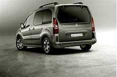 New Peugeot Partner Tepee Ii 2015 And 2016 With 1 6 Hdi
