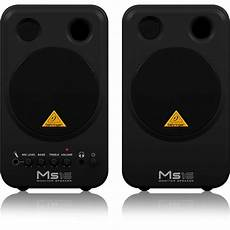 behringer monitor speakers ms16 music matter