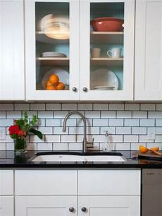 White Tile Backsplash Kitchen The History Of Subway Tile Our Favorite Ways To Use It