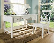 white home office furniture sets white finish modern home office desk chair set