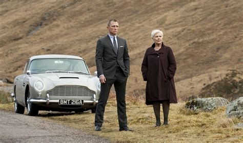 Skyfall Wallpaper And Background Image