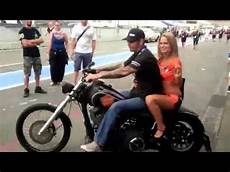 moped garage harley dyna wide glide mit moped garage vance hines