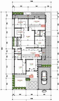 Desain Rumah Tropis Minimalis Di Lahan 10x20 Meter Jasa