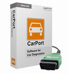 carport obd car diagnostics diagnostic software for
