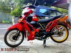 Modifikasi Honda Supra by 100 Modifikasi Motor Honda Supra X
