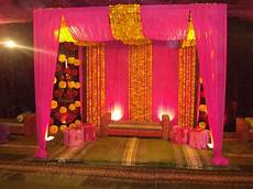 mehendi stage decoration i can totally pull this off at