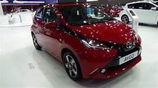 2017 Toyota Aygo X Wave Exterior And Interior