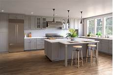 timeless appeal how to design a contemporary kitchen with classic shaker cabinets the rta store