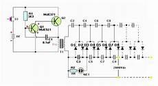 schema elettrico elettrostorditore fare di una mosca