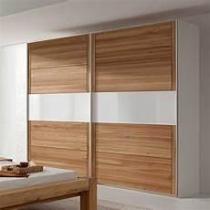 Schlafzimmerschrank Mit Schiebetüren - schlafzimmerschrank mit schiebet 252 ren wildeiche dekor