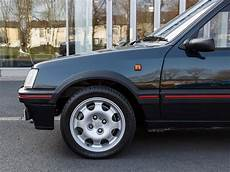 used 1991 peugeot 205 gti for sale in cumbria pistonheads