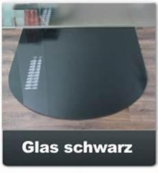 glasbodenplatte kaminofenunterlage klarglas schwarzglas
