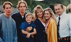 Fast And Furious Paul Walker S Family Parents And Siblings