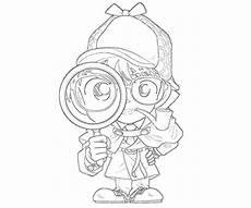 Malvorlagen Webtoon Awesome Detective Conan Coloring Pages Detektiv Conan