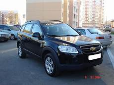 2007 chevrolet captiva pictures information and specs