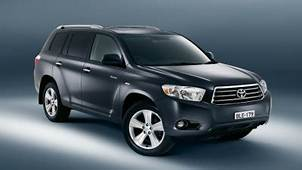 CARZ WALLPAPERS Toyota Kluger