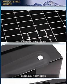 alat panggang arang bbq grill stove foldable black jakartanotebook com